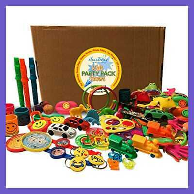 Party Packs Favors For Kids 125 Pc Toy Assortment Boys & Girls – Bulk SMALL Toys