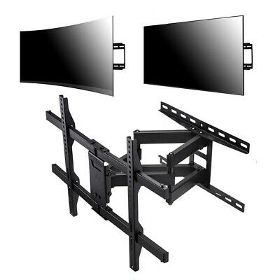 """Universal to Samsung LG LCD LED OLED Curved 49 50 55 70"""" TV Wall Mount Bracket"""