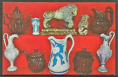 Porcelain Collection Bennington Museum VT 1971 PC by Forward's Color Productions