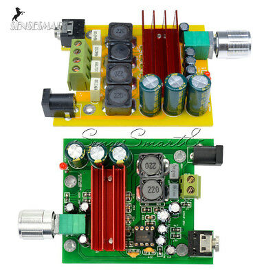 8-25V TPA3116D2 NE5532 NE5532 100W OPAMP Audio Amplifier Subwoofer Mono Board
