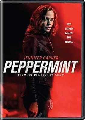Peppermint DVD Free Shipping Pre Order Release 12/11/18