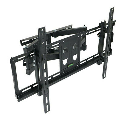 """For 23-70 Inch Screen 55"""" Curved Flat TV Mount Wall Bracket with Tilt and Swivel"""
