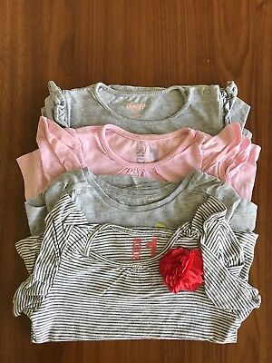 Girls Designer Clothes Tops Tshirts From Cotton On Kids Size 1-2 years