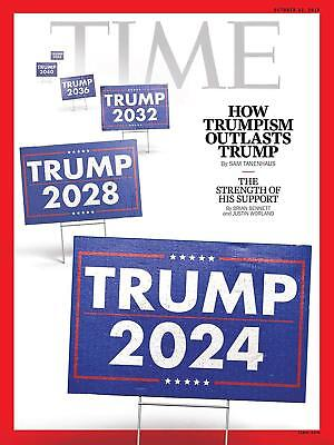 Time PRINT Magazine 1 Year NEW or RENEWAL Subscription Voucher - 52 Issues