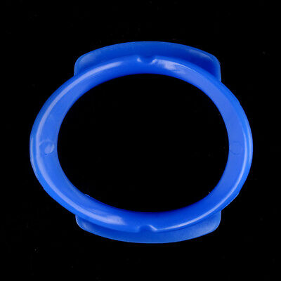 1pc Dental Teeth Whitening Cheek Retractor Mouth Opener O-Type S Blue 70*68*35mm