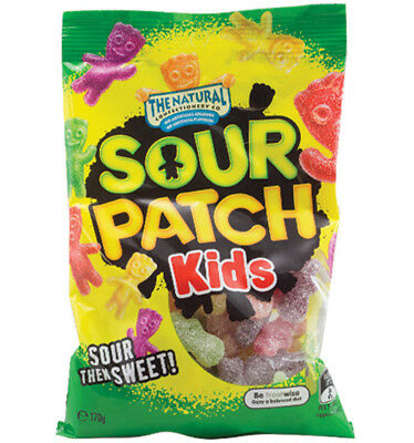 Sour Patch Handy Pack 170g x 12