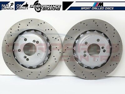 NEW EBC TURBO GROOVE REAR DISCS PAIR PERFORMANCE DISCS OE QUALITY GD1861