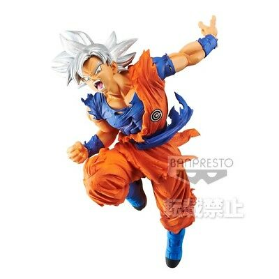 Dragon Ball Heroes Goku Ultra Instinct Transcendence 4 Banpresto New Pre-Order
