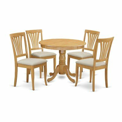 5  Pc  Dinette  Table  set  -  Kitchen  dinette  Table  and  4  Kitchen  Chairs
