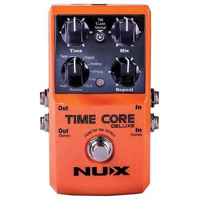 TIMECOREDLX : NUX Time Core Deluxe Pedal