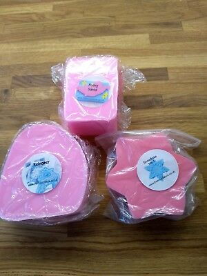 3 Christmas Soap & Candle Silicone Moulds