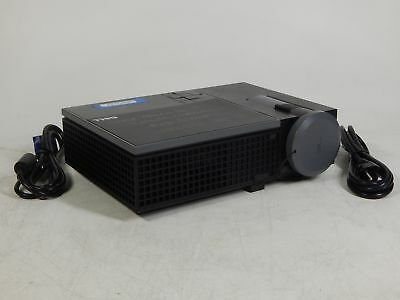 Dell 1610HD DLP Projector HDMI 3500 ANSI 1280x800 - 5734 Hours Used