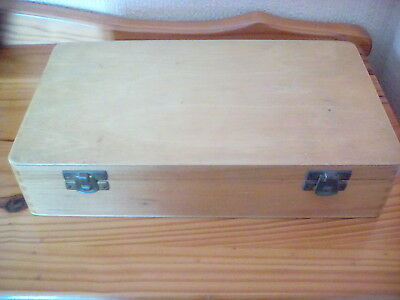 35mm Slide storage box holds 100 slides