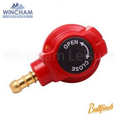 Bullfinch Gas Nozzle for Outlet Point Campervan Camper Motorhome Caravan Boat