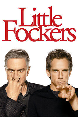 Little Fockers Dvd + Digital New Sealed *please Read*