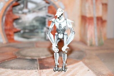 General Grievous  Wheel Bike Pilot Star Wars Revenge Of The Sith Collection 2005