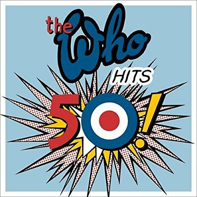 The Who - Hits 50 - Deluxe Edition - Best Of / Greatest Hits - 2CDs Neu & OVP
