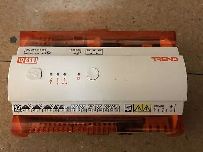 Trend IQ411/LAN/230 Controller. Used But In Excellent Condition