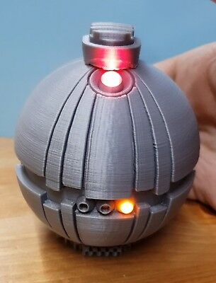 Star Wars Inspirierter Thermal Detonator Prop 1:1