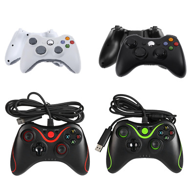 Microsoft Xbox 360 Wireless / USB Wired Game Controller Bluetooth Gamepad