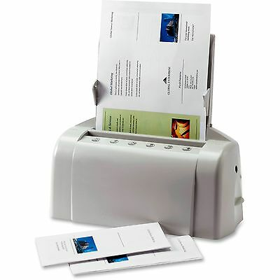 """Sparco Tabletop Folding Machine,Letter Size,14-1/4""""x6""""x14"""",Putty 18726"""