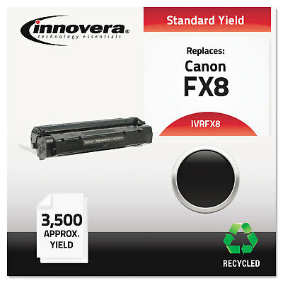 Innovera Remanufactured 8955A001AA (FX8) Toner Black