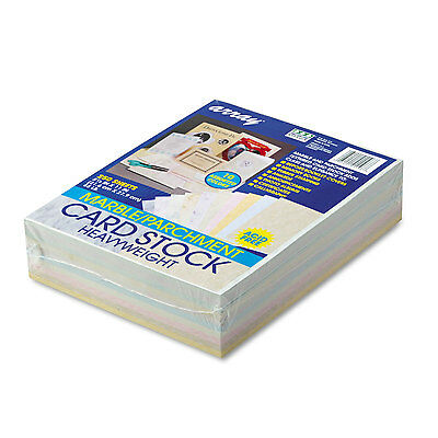 Pacon Array Card Stock 65 lb. Letter Assorted Colors 250 Sheets/Pack 101196