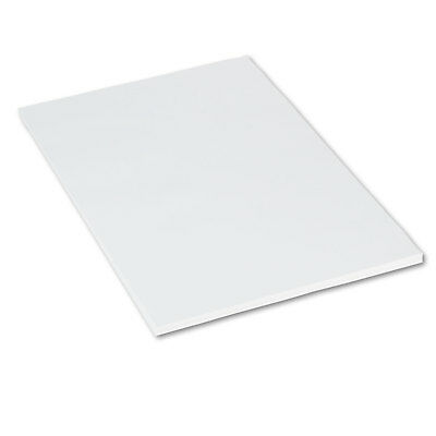 Pacon Medium Weight Tagboard 36 x 24 White 100/Pack 5296