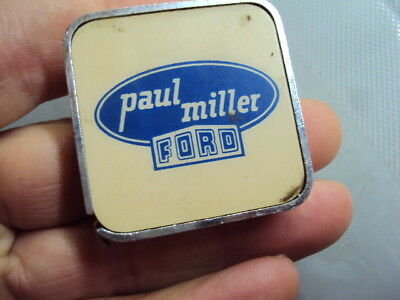 Advertising  Tape Measure  Paul Miller Ford Lexington Kentucky New Circle Rd