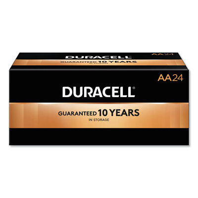 Duracell CopperTop Alkaline Batteries with Duralock Power Preserve Technology AA