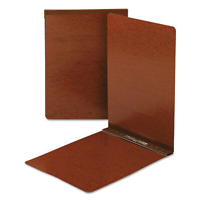Smead Top Opening Pressboard Report Cover Prong Fastener 11 x 17 Red 81777