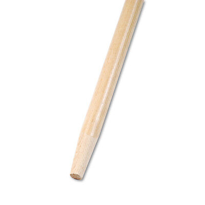 Boardwalk Tapered End Broom Handle Lacquered Hardwood 1 1/8 Dia. x 60 Long 125