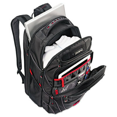 Samsonite Tectonic PFT Backpack 13 x 9 x 19 Black/Red 515311073