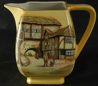 Vintage L. & Sons Water Jug - The Jolly Drover