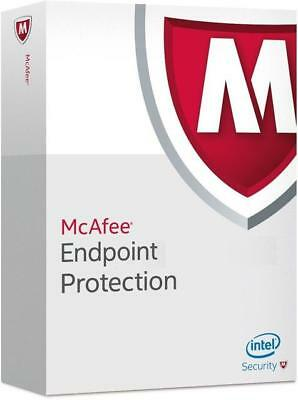 McAfee Endpoint Protection Security- Lifetime-Integrated, centrally managed