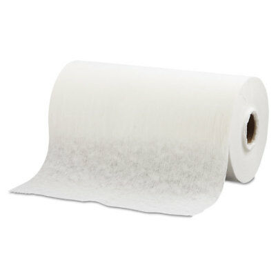 KIMBERLY CLARK X60 Wipers, Small Roll, 9 4/5 x 13 2/5, White, 130/Roll, 12 Rolls