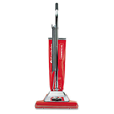 "Sanitaire Widetrack Commercial Upright Vacuum w/Vibra Groomer 16"" Path 18.5lb"