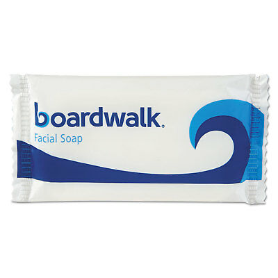Boardwalk Face and Body Soap Flow Wrapped Floral Fragrance .5oz Bar 1000/Carton