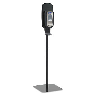 PURELL TFX Floor Stand Monarch Black 15 3/4 in x 4 3/4 ft 2425DS