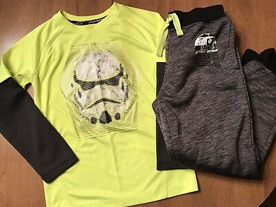 Boys Star Wars Outfit Size 7