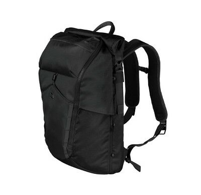 815a90600fb8 New Victorinox Swiss Army Black Altmont Active Deluxe Rolltop Laptop  Backpack