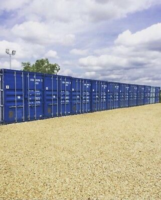 20Ft New Self Storage Containers To Rent £25 Per Week