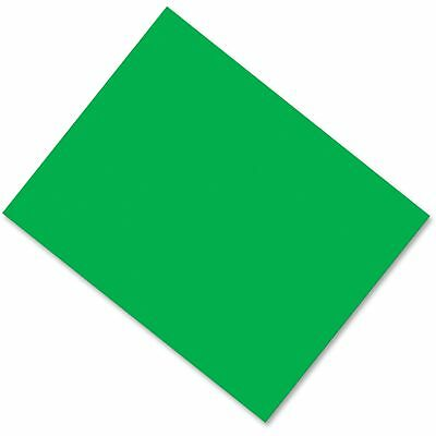 "Pacon Poster Board Coated Fade Resistant 28""x22"" 25/CT Green 53841"