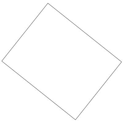 Pacon 22X28 25Sh Wht Coated Poster Board 14 Point 54607