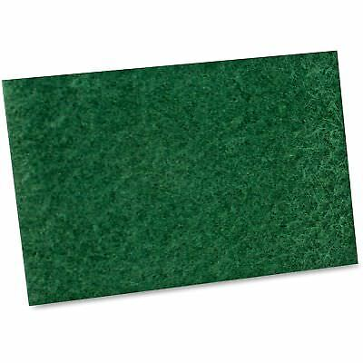"""Impact Products Scouring Pad General Purpose 9""""x6"""" 6BG/CT Green 7135BCT"""