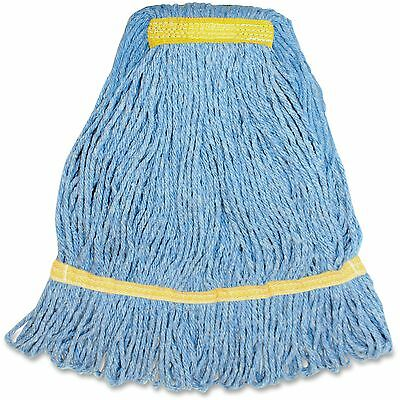 Genuine Joe Small Blend Wet Mop Narrow Band Loop 12oz. 12/CT BE SBL1BCT