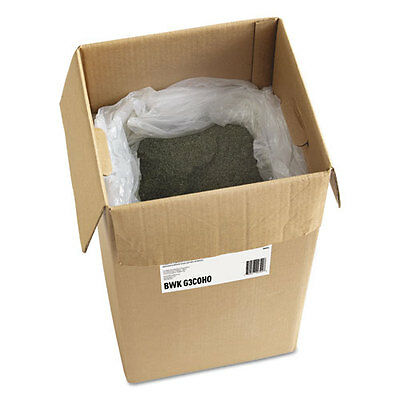 Boardwalk Oil-Based Sweeping Compound Grit-Free Green 50lbs Box G3COHO
