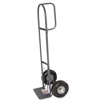 "Milwaukee D-Handle Hand Truck 10"" Pneumatic Tires 30019"