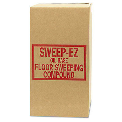 Sorb-All Oil-Based Sweeping Compound Grit-Free 50lbs Box 50RED