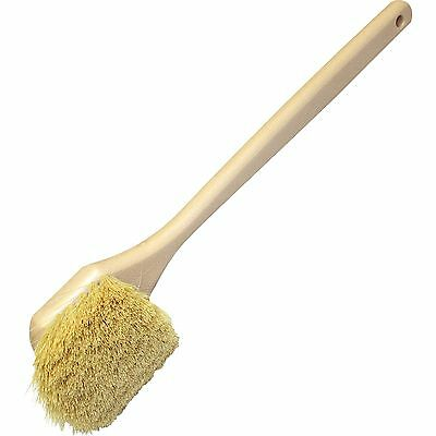 "Genuine Joe Tampico Utility Brush 20"" White 98218"